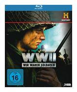 WW2 - Wir waren Soldaten - Vergessene Filme des Zweiten Weltkriegs (BLU-RAY) für 29,46 Euro