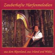 Zauberhafte Harfenmelodien (Jutta Kerber) für 19,46 Euro