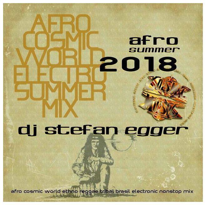 Afro Summer 2018 (Dj Stefan Egger)