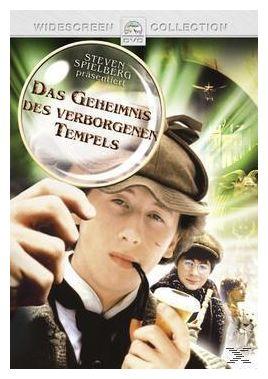 Das Geheimnis des verborgenen Tempels (DVD)