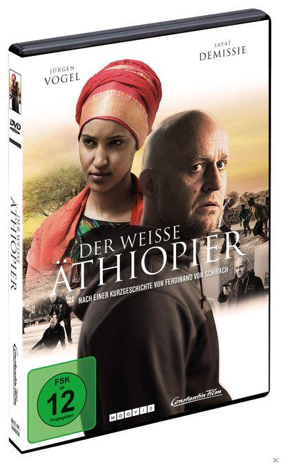 Der weiße Äthiopier (DVD)