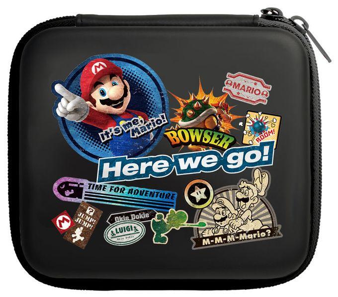 2DS Mario Tasche Hard Pouch