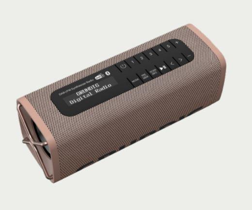 GBT Band Bluetooth DAB+,FM Radio