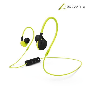 177095 Active BT Over Ear Bluetooth Kopfhörer kabellos
