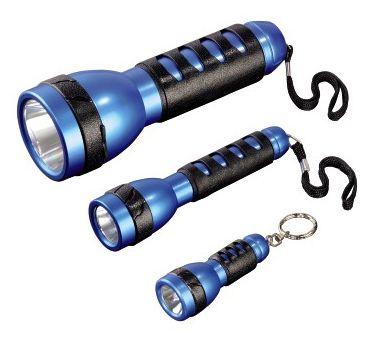 """00113946 Taschenlampen-Set """"FL-130"""""""