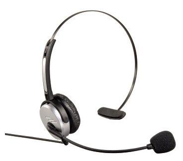 00040625 Headset für schnurlose Telefone 2,5-mm-Klinke