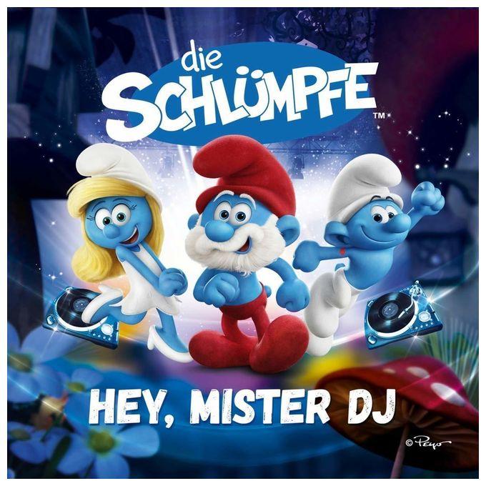 Hey Mister DJ! (Die Schluempfe)