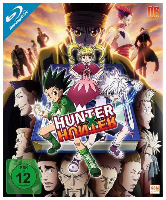 HUNTERxHUNTER - Volume 6 - (Episode 59-67) (BLU-RAY)