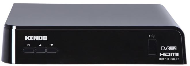 HD1730 DVB-T2 Receiver USB-Multimediaplayer