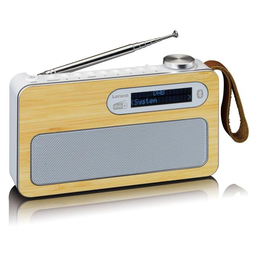 PDR-040 Bluetooth DAB+,FM Radio