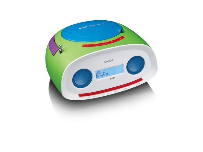SCD-70 CD Payer AM,DAB+,FM Radio