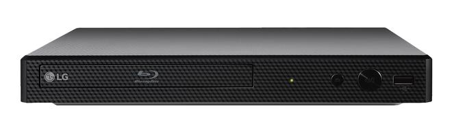 BP250 Blu-ray Player HDMI-Ausgang USB