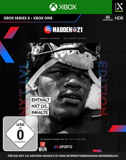 Madden NFL 21 Next Level Edition (Xbox Series X)