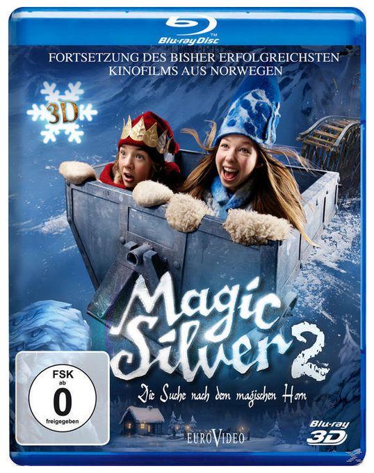 Magic Silver 2 - Die Suche nach dem magischen Horn (BLU-RAY)