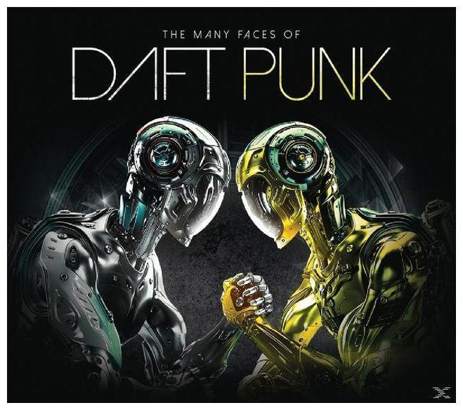 MANY FACES OF DAFT PUNK (Daft Punk)