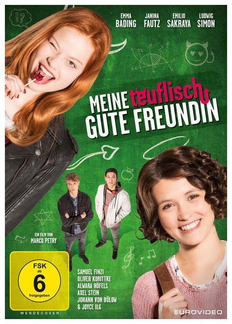 Meine teuflisch gute Freundin (DVD)