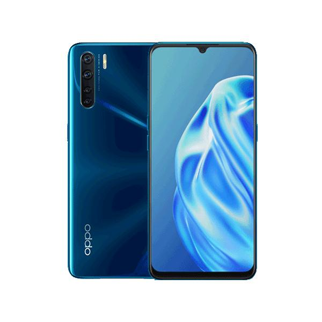 A91 4G Smartphone 16,3 cm (6.4 Zoll) 128 GB 2,1 GHz Android 48 MP Vierfach Kamera (Blau)