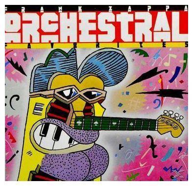 ORCHESTRAL FAVORITES (Frank Zappa)