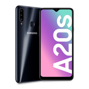 Galaxy A20s 4G Smartphone 16,5 cm (6.5 Zoll) 32 GB 1,8 GHz Android 13 MP Dreifach Kamera Dual Sim