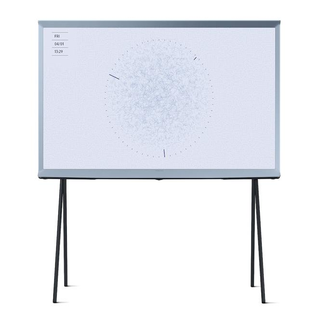 GQ43LS01TBU The Serif QLED-TV 109,2 cm 43 Zoll HD 4K A