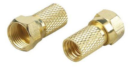 GOFST6502 537 F-Aufdrehstecker (Ø 6,5 mm)