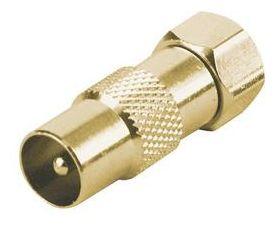 GOUST9310 537 Adapter F-Stecker > IEC Stecker