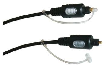 LWL2300 533 Lichtwellenleiter Kabel 3,00m Toslink/Toslink
