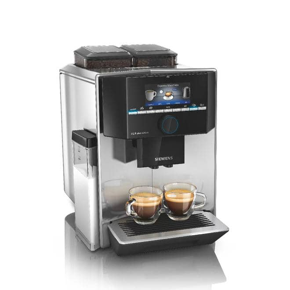 EQ.9 TI9575X7DE plus connect s700 Kaffeevollautomat 19 bar 2,3 l 250 g (Schwarz, Edelstahl)