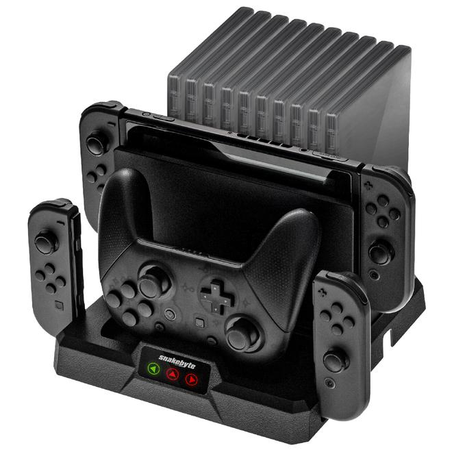 Dual Charge:Base S (Switch))