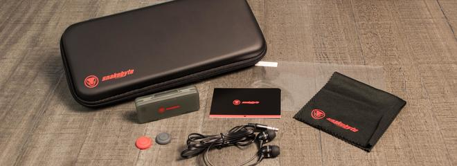 Nintendo Switch Starter Kit Zubehörset