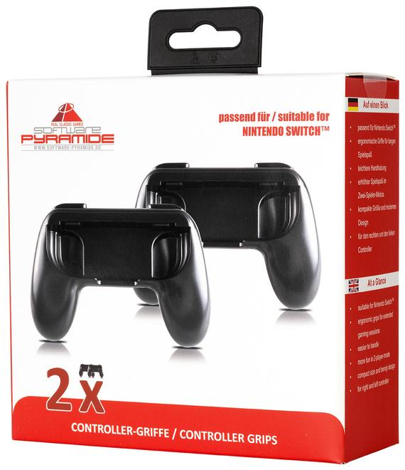 97012 Nintendo Switch Grip-Kit Doppelpack Gaming-Controllerclip Nintendo Switch