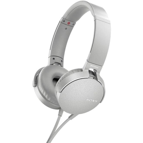 MDR-XB550AP Ohraufliegender Kopfhörer kabelgebunden