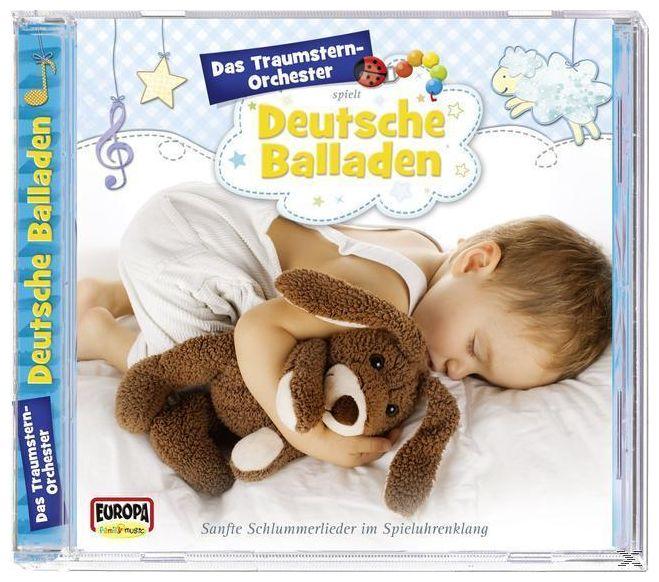 Spielt Deutsche Balladen (Das Traumstern-orchester)