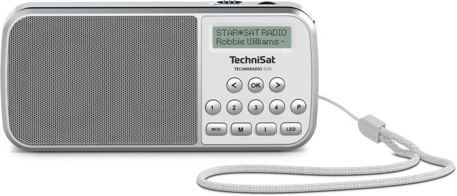 TechniRadio RDR DAB+,FM Radio