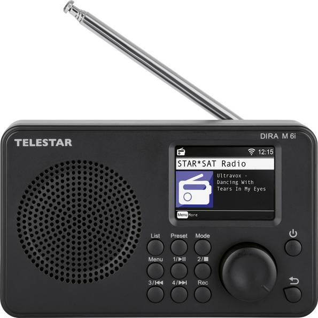 Dira M6i Bluetooth DAB+,FM Radio