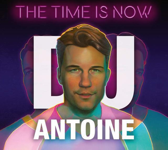 The Time Is Now (DJ Antoine)