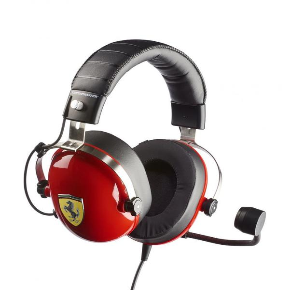 T.Racing Scuderia Ferrari Edition Over Ear Kopfhörer kabelgebunden