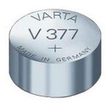 V377 1,55V 24mAh SR66 Batterie Alkali-Silber Knopfzelle