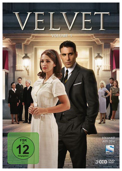 Velvet - Staffel 2, Vol. 3 DVD-Box (DVD)