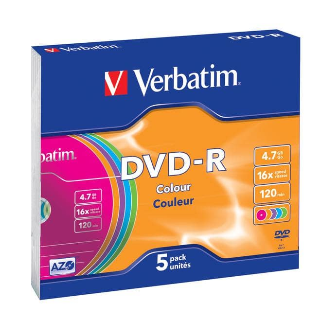 DVD-R Colour