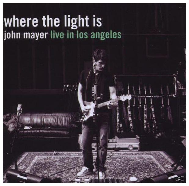 Where The Light Is: John Mayer Live In Los Angeles (John Mayer)