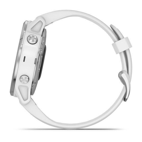 Fenix 6S 42 mm Smartwatch Rund (Schwarz, Weiß)