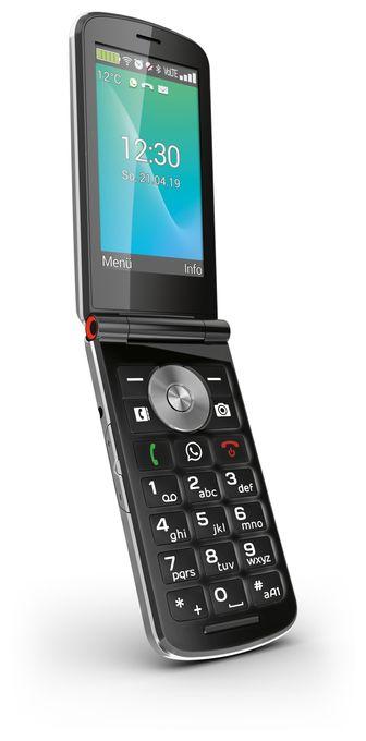 Touch Smart 4G Smartphone 8,51 cm (3.35 Zoll) 4 GB 1,3 GHz Android 5 MP Einzelne Kamera Kamera Single SIM