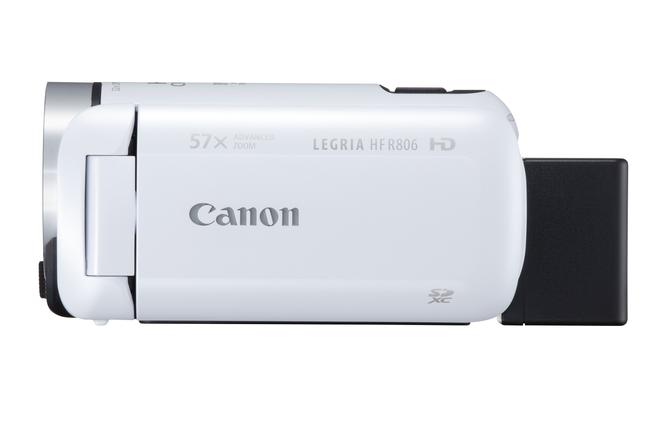 LEGRIA HF R806 Camcorder 7,5cm/3'' Full-HD Baby Modus Zoom-Assistent