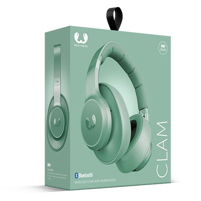 Clam Over Ear Bluetooth Kopfhörer kabellos 35 h Laufzeit