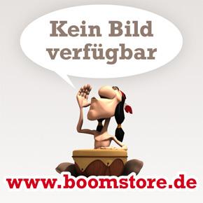 """2736 Jumbo-Album """"Brushstroke"""" 80 weiße Seiten 30x30cm Weiß, Grün"""