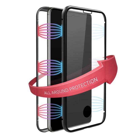 360° Cover Glass Handyhülle für Samsung Galaxy S10 Lite