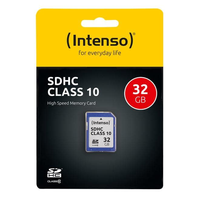 32GB SDHC-Speicherkarte Class 10