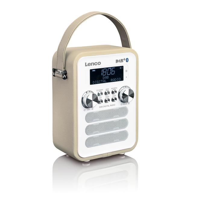 PDR-050 Bluetooth DAB+,FM Radio