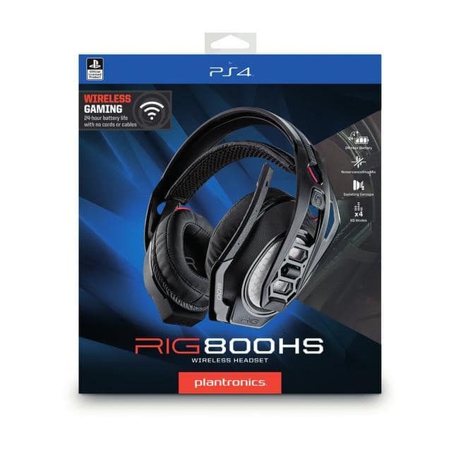 RIG 800HS kabelloses Stereo Gaming-Headset für PS4
